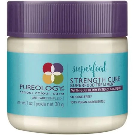 Pureology Strength Cure Superfood Treatment 1 Oz Travel